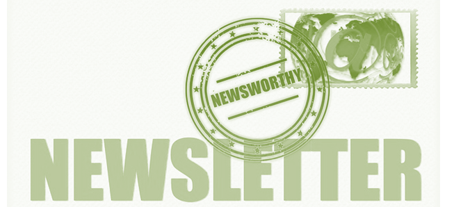 Newsletter logo (green)